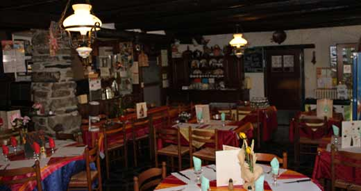 restaurant sainte marie de campan
